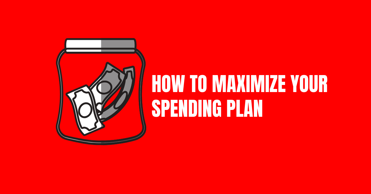 Maximize Spending Plan