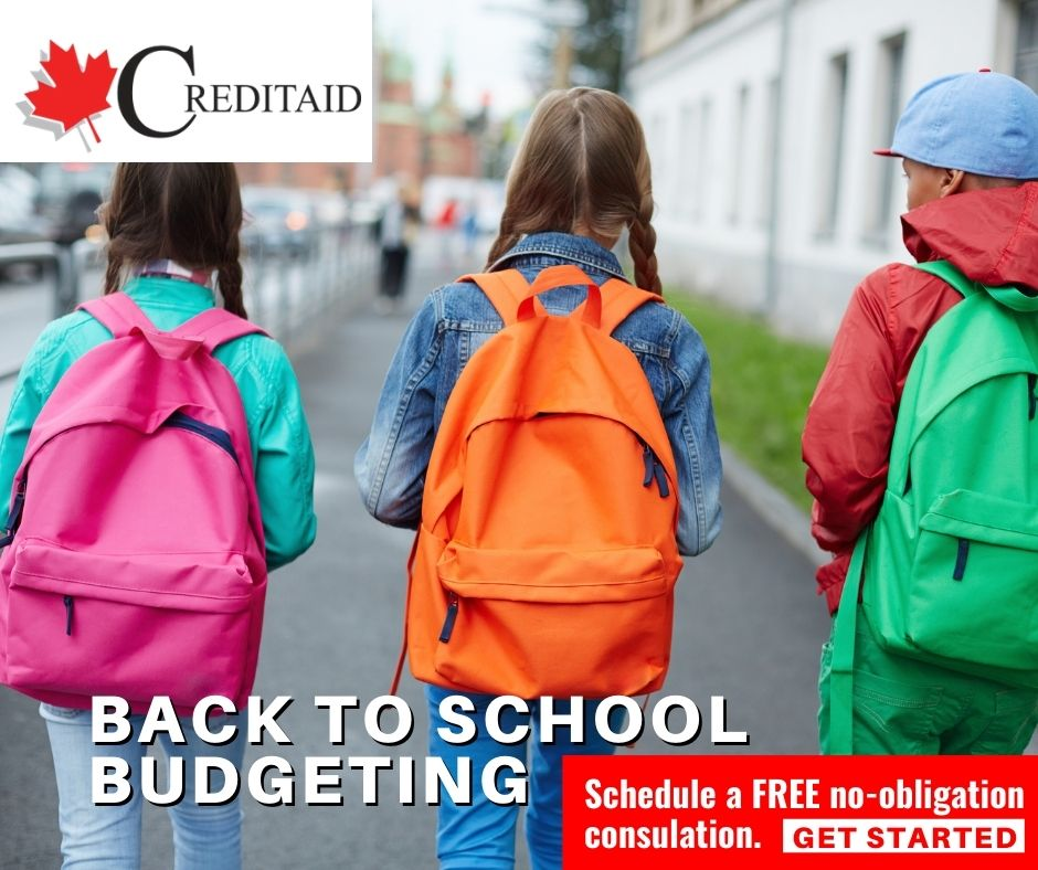 Budget Tips for Back to School
