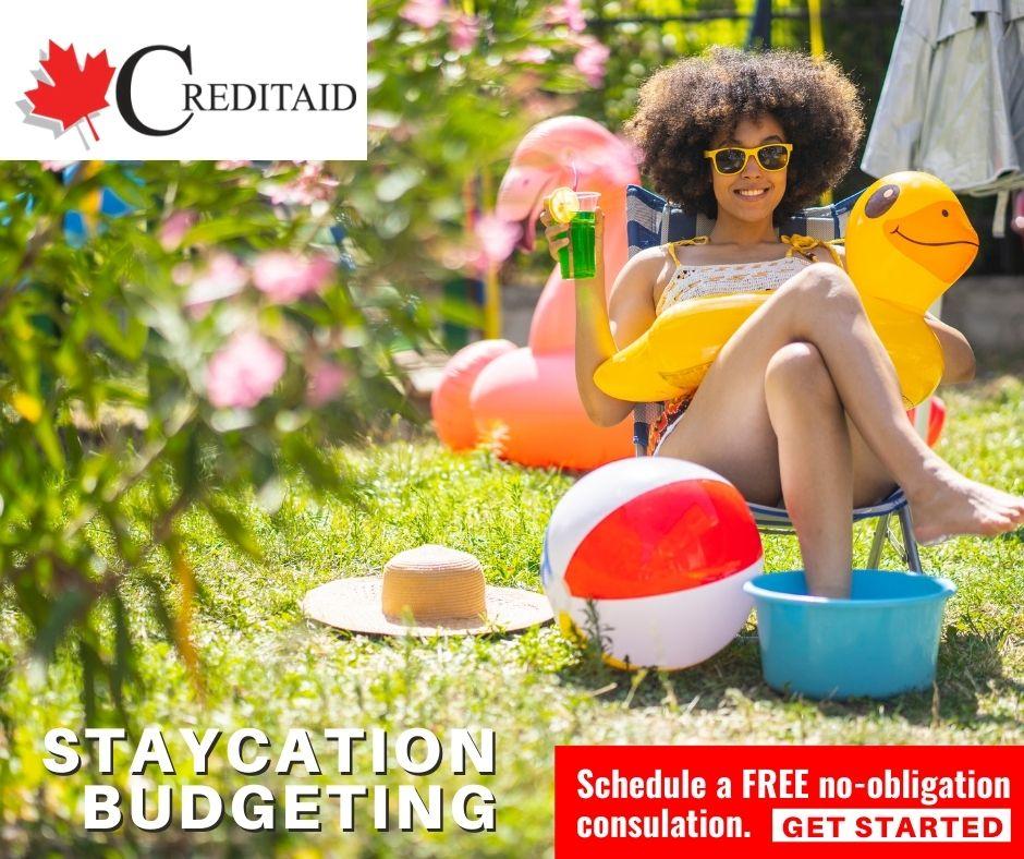Staycation Budgeting